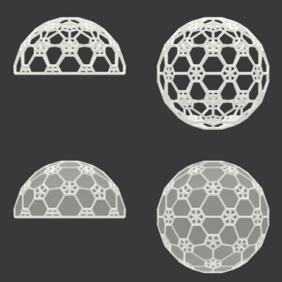 Icosphere-decor-segments-all-dome
