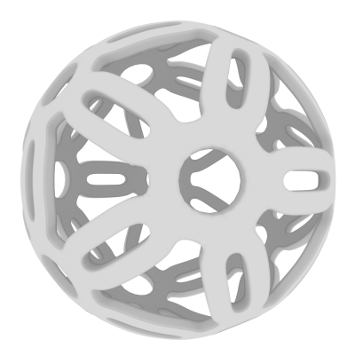 Dodecahedron-Decor-Ball-Geometric-3d-model