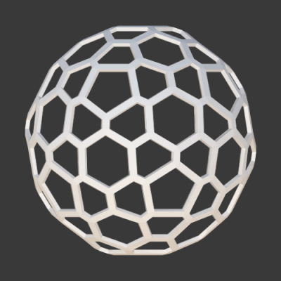 Honeycomb-sphere-PNG-Virtual-Reality-Model-500